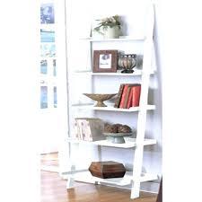 white ladder shelf ikea leaning ladder shelves stair bookcase white leaning ladder shelf ladder white leaning
