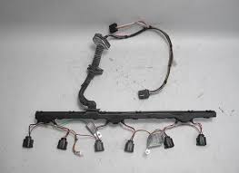2004 2005 bmw e60 5 series m54 early ignition coil wiring harness  at 2003 Bmw 530i Ignition Coil Wire Harness
