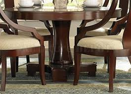 minimalist round cherry dining table impressing room tables nice inside decorations 4