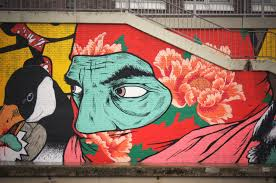 israeli street art not just writing on the wall
