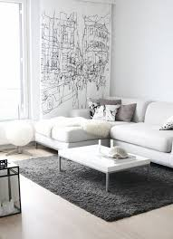 living room white living room table furniture. marimekko hetkiamoments fabric whiteblackgrey modern living room white table furniture o