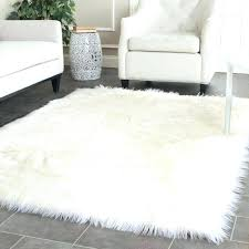 white fuzzy area rug fashionable idea fluffy home design navy blue grey and striped throw rugs fur black carpet pink furniture donation pick