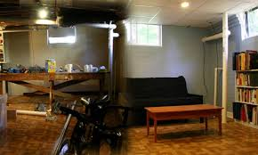 home office in basement. On A Spare Bedroom And Call It Makeover, It\u0027s Another Thing To Build Room From Scratch. Today\u0027s Makeover Showcases Basement Corner Turned Office. Home Office In E