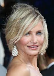 short hairstyle for blond thin hair