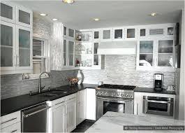 Tile Backsplash Ideas For White Cabinets Custom Pictures Of Kitchen Backsplashes With White Cabinets Popular Kitchen