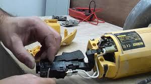 dewalt angle grinder electrical fault finding dewalt angle grinder electrical fault finding
