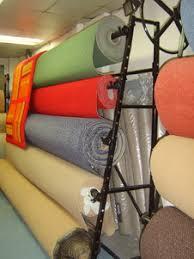 carpet roll. 3 roll single sided carpet stand 4m carpet roll