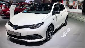 Toyota Auris Hybrid 2017 In detail review walkaround Interior ...