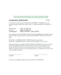 Rental Letter Template Payment Terms Letter Template Late Notice Printable Rent