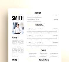 Free Creative Resume Templates Print Free Creative Business Resume Templates Resume Example Free 50
