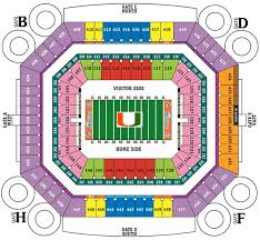 Miami Hurricanes 2011 College Football Schedule