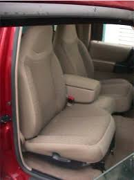 1998 2001 ford ranger 60 40 split bench with molded headrests and pertaining to seat covers remodel 17