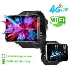 <b>TICWRIS MAX</b> 2.86 inch 3GB+32GB LCD 2700mAh SmartWatch For ...