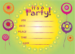 printable invitations for kids free printable kids birthday party invitations templates free
