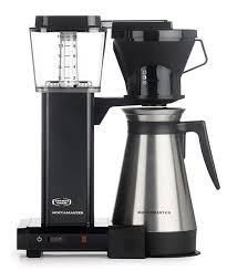 Moccamaster KBT 10-Cup Coffee Brewer with Thermal Carafe review