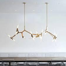 famous lighting designer. Modern Hill Agnes Lighting Minimalist Art Decoration Branch Light Famous Italian Lamp Design Living Room Designer N