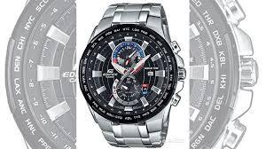 Мужские <b>часы Casio</b> Edifice <b>EFR</b>-<b>550D</b>-<b>1A</b> купить в Москве ...