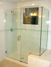 small shower inserts corner