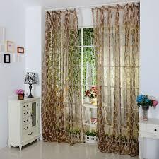 Wohnzimmer Fenster Vorhange