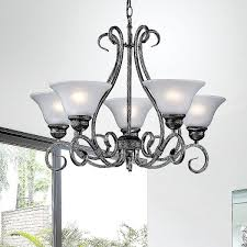 best concept chandelier without ground wire