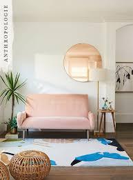 home office repin image sofa wall. Losange Settee | Shop Anthropologie Custom Furniture Home Office Repin Image Sofa Wall