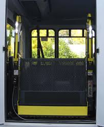 Ricon A Wabtec Company Products Commercial KlearVue - Exterior wheelchair lifts