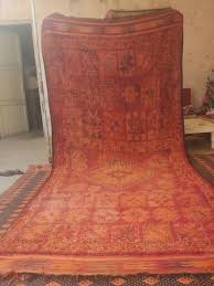 details about very old antique vintage moroccan authentic woolen azilal rug berber rugs carpet
