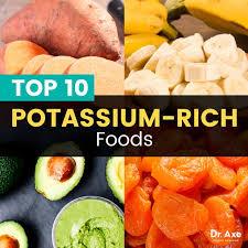Low Potassium Foods List Chart Potassium Food Values Chart Up To Date Potassium Content