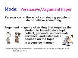 persuasive research paper five paragraph argument paper on a  mode persuasive argument paper persuasion the art of convincing people to do or