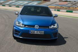 2015 Vw Gti Daytime Running Lights 2015 Volkswagen Golf R Makes Us Debut In Detroit Motor Trend