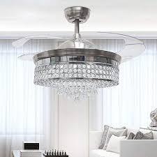 ceiling fan chandelier ceiling fan