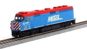 Ho Ditch Lights Kato Ho 376571 F40ph With Ditch Lights Chicago Metra 137