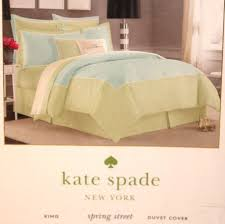 Kate Spade Duvet Cover Kate Spade New York Spring Street Duvet Cover Fabdiggity