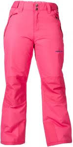 Arctix Size Chart Arctix Youth Snow Pants With Reinforced Knees And Seat Fuchsia X Small