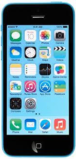 Amazon Apple iPhone 5c 32GB Blue Unlocked Cell Phones