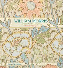 Small Picture 2017 William Morris Arts Crafts Designs Wall Calendar William