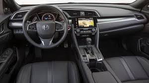 2018 honda civic interior. Unique Civic 2018 Honda Civic Hatchback Sports Specifications On Honda Civic Interior