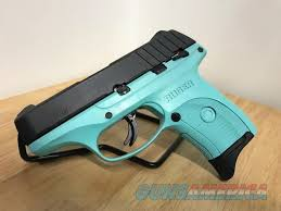ruger ec9s robin s egg blue 9mm new layaway s pistols ruger semi auto