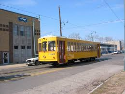 the memphis area transit authority mata has 35 trolley station stops and 11 gomaco trolleys including nine reconditioned melbourne trolleys and one