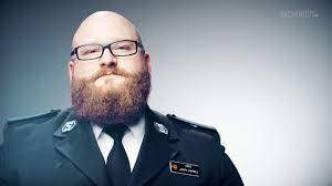 Cadet Joseph Cantrell's Personal Testimony | Salvation Army Connects