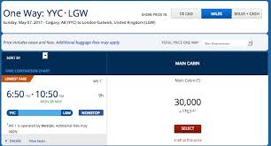 Skymiles Conversion Chart Rewards Canada You Can Now Redeem Delta Skymiles For