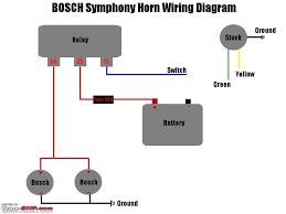 wiring diagram for car horn wiring diagram and schematic design Train Horn Installation Diagram auto horn wiring diagram telecaster train horn wiring diagram