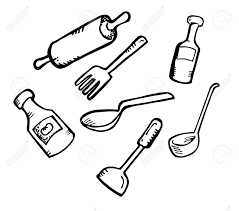 Cartoon Pictures Kitchen Utensils image result for kitchen