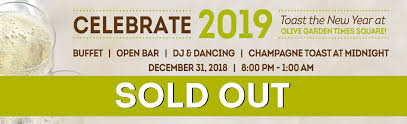 celebrate 2019 with olive garden