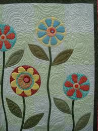 Applique Before or During Quilting? - & You can use the quilt as you go method and just have your applique pieces  glued, or pinned in place. Then when you have all of your layers together  you can ... Adamdwight.com