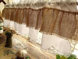 white lace valance curtains white lace kitchen curtains by ruffles shabby french country chic burlap