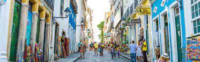 Brezilya Kültür Merkezi Dünyadaki En Renkli Kültürü Sizlerle Paylaşıyor