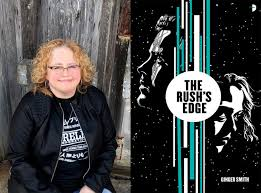 The Eternal Hero: Author Ginger Smith On Her Hero In 'The Rush's Edge' |  The Nerd Daily