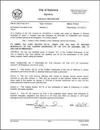 gahanna tax ordinance effective january 6 2016