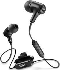 jbl in ear. jbl jble25btblk e25bt wireless in ear headphones jbl